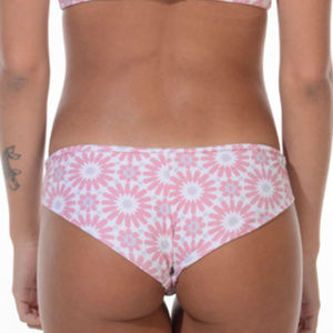Citrine Swim Maya Bottom Rusty Rosette